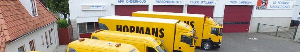 Hopmans auto & bandentechniek