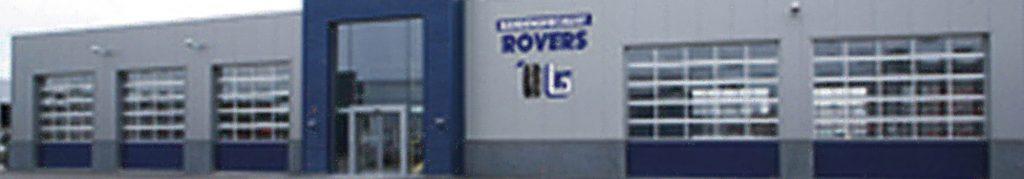 Bandenspecialist Rovers