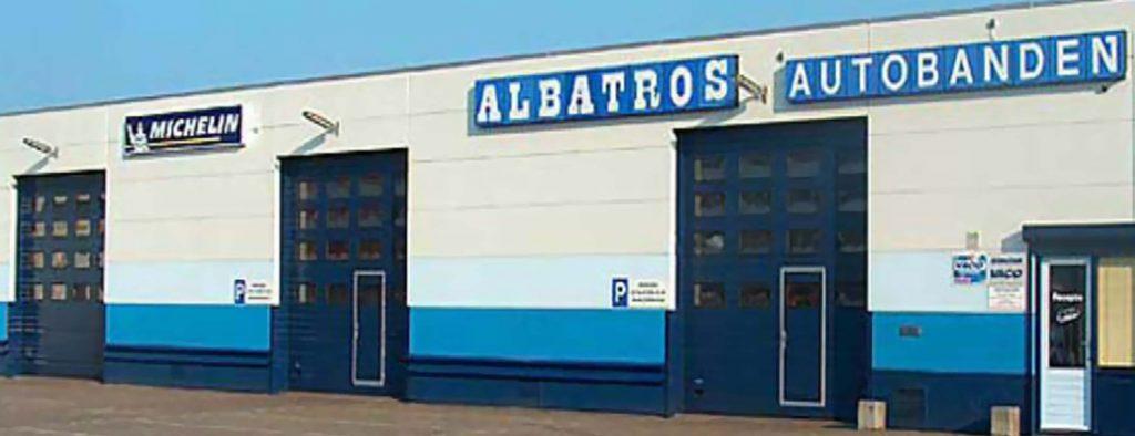Albatros Banden