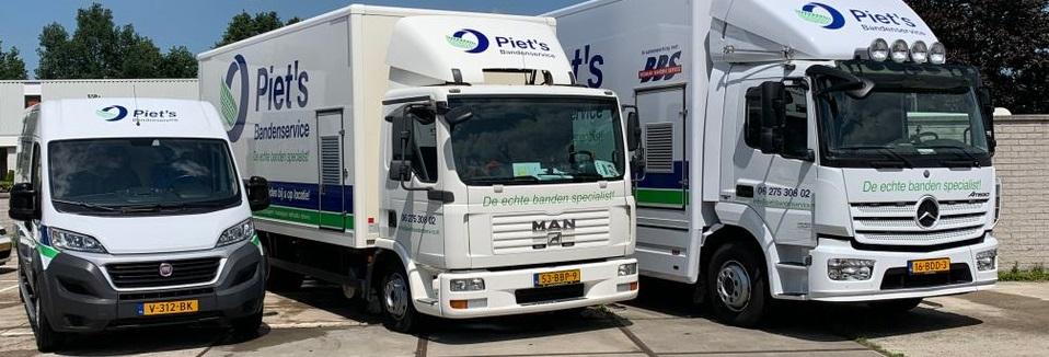 Piet's Bandenservice